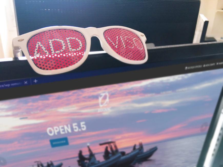 Lunettes Addviso - Vision